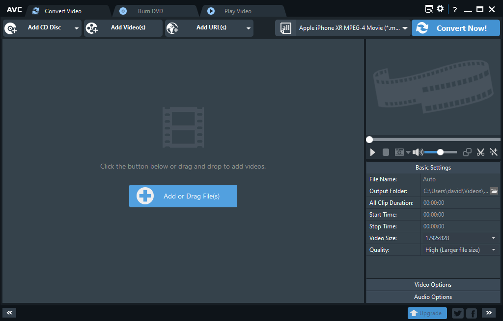any video converter download mp3